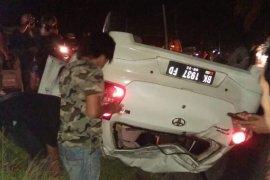 Kecelakaan tunggal di Aceh Utara, enam orang luka-luka