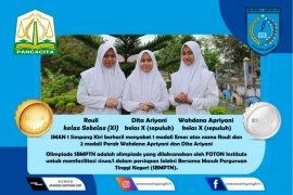 Pelajar Aceh boyong delapan medali di OSBMPTN 2020