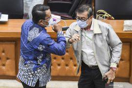 RKUHP-RUU PAS dikeluarkan dari Prolegnas 2021 dipertanyakan anggota DPR