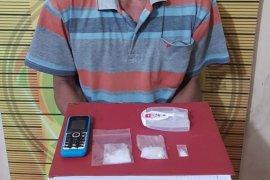 Empat pengedar sabu-sabu ditangkap di Langsa