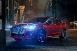 Beredar tahun depan SUV INFINITI QX55 bermesin turbo