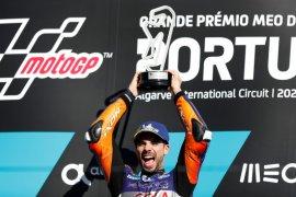 Kemenangan di MotoGP Portugal  spesial bagi Oliveira