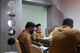 Wakil Wali Kota instruksikan SKPK percepat realisasi anggaran