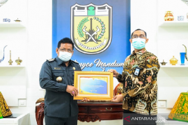 Banda Aceh terima penghargaan Menteri Keuangan karena raih WTP 12 kali berturut-turut