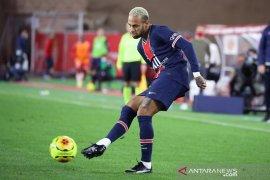 Manajer PSG: Neymar belum 100 persen tapi bisa main lawan Leipzig