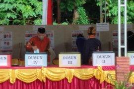 Warga Liang Anggang gelar pemilihan anggota BPD