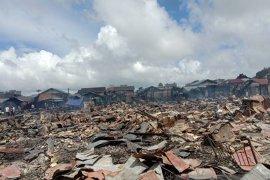 Kotabaru anggarkan pembuatan DED eks kebakaran Rp150 juta