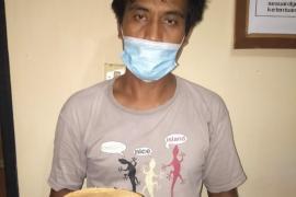 Polda Bali bekuk pria jual 18 pohon kayu jati di Buleleng