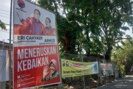Konten kampanye Eri-Armuji tonjolkan kinerja Risma jadi perhatian pemilih di Surabaya