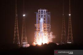 China sebut puing-puing roket Long March jatuh ke Samudera Hindia