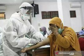 Capai rekor lagi, Jumat ini kasus COVID-19 di Indonesia bertambah 5.838 orang