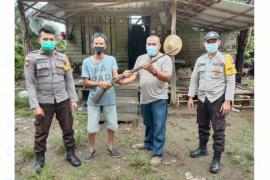 Polisi terima Senpi rakitan warga Dusun Kucipu
