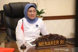 Menteri Ida Fauziyah positif COVID-19 dengan kondisi fisik yang sehat