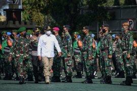 Gubernur Jabar harap TNI-Polri jaga kondusivitas terkait Pilkada