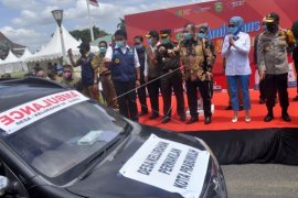 Sumsel berdayakan  kendaraan masyarakat jadi ambulans di 3.500 desa