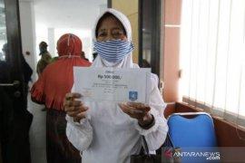 250 janda lansia di Pulau Belitung terima bantuan sosial