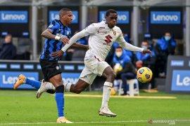 Liga Italia: Torino perpanjang kontrak Wilfried Singo