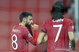 Liga Champions: MU tuntaskan pembalasan dengan hajar Basaksehir 4-1