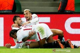 Liga Champions: Sevilla menang dramatis lawan Krasnodar, dampingi Chelsea ke 16 besar