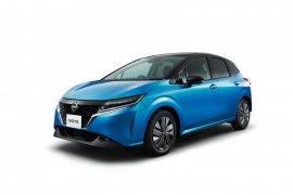 All-New Nissan Note 2021 akan diluncurkan di Jepang