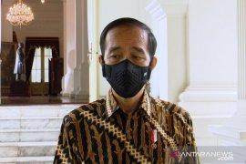 Presiden Jokowi: pemerintah hormati proses hukum di KPK