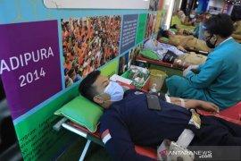 PMI Kota Tangerang gelar safari donor darah untuk jaga ketersediaan darah
