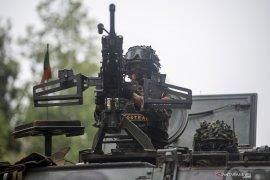 Gladi bersih Latihan Antar Kecabangan TNI AD Page 2 Small