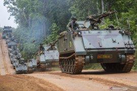 Gladi bersih Latihan Antar Kecabangan TNI AD Page 5 Small