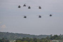 Gladi bersih Latihan Antar Kecabangan TNI AD Page 4 Small