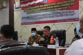 Kodim Paser Petakan Wilayah Rawan Konflik Selama Pilkada