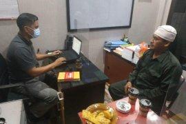 Bubarkan aksi penolakan kedatangan Rizieq Shihab, Ketua FPI Pekanbaru ditetapkan tersangka