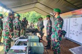 Kasum TNI periksa kesiapan Satgas Pamrahwan Maluku-Malut