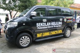 PGRI Lamongan luncurkan mobil sekolah keliling