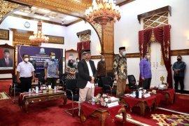 Pemerintah Aceh raih Anugerah Keterbukaan Informasi Publik (KIP) tahun 2020