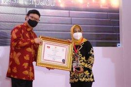 """Awali satu data di Indonesia, aplikasi """"Gayatri"""" Kota Mojokerto raih penghargaan Kementerian PAN-RB"""