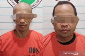 Polres HST tangkap dua orang  dengan barang bukti narkoba