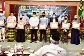 Pemkab Bogor umumkan daftar pemenang lomba antarsantri secara virtual