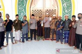Binmas Polres Malteng ajak FPI jaga kamtibmas