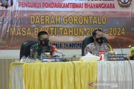 Korem 133/NW siap dukung pengamanan Pilkada Gorontalo