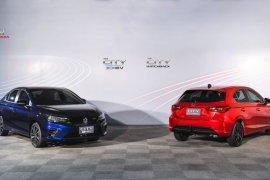 Duo Honda City dari generasi ke-5 resmi meluncur