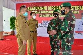 Pembebasan lahan Kodim Kayong Utara selesai 2020