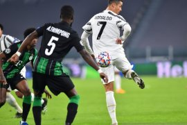 Juventus yang bermain tanpa Ronaldo ditahan imbang 1-1 oleh Benevento