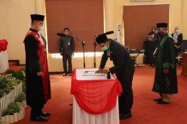 Pimpinan DPRD Balangan bangun sinergisitas antaranggota