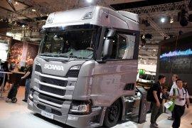 Scania beli perusahaan truk China