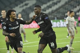 Liga Champions - Taklukkan Shakhtar, Gladbach perbesar asa lolos dari Grup Neraka