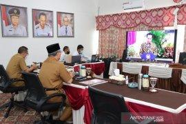 Jokowi : Empat hal yang menjadi fokus APBN 2021