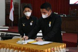 DPRD HSS sepakati Perda pembentukan dan susunan perangkat daerah