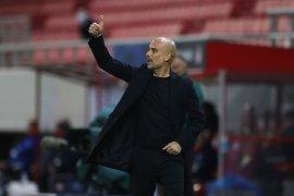 City lolos 16 besar Liga Champions, Guardiola: saatnya fokus ke Liga Premier
