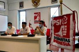 Ingatkan tidak golput, relawan PSI sasar warga menengah ke atas