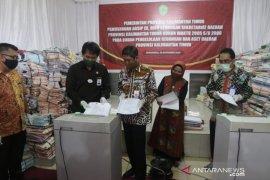 DPKD Kaltim musnahkan ribuan arsip Biro Keuangan 2005-2006